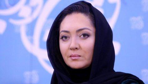 نیکی کریمی بازیگر زن مشهور سینما