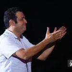 علی بحرینی در کنسرت بهنام بانی