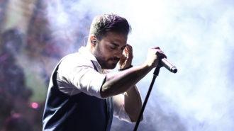 نخستین کنسرت تهران بابک جهانبخش در سال ۹۷