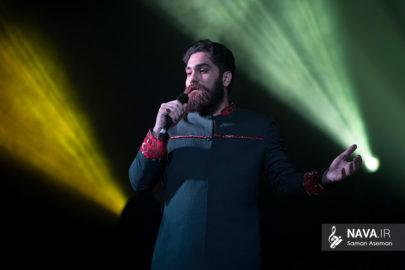 عکس کنسرت علی زندوکیلی گرگان 12 مرداد