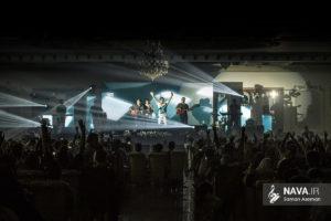 عکس کنسرت علیرضا طلیسچی آمل