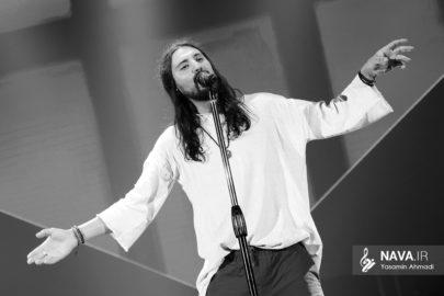 عکس کنسرت امیرعباس گلاب 16 مرداد