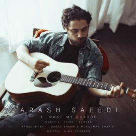 دانلود آهنگ آیندمو میسازم از آرش سعیدی