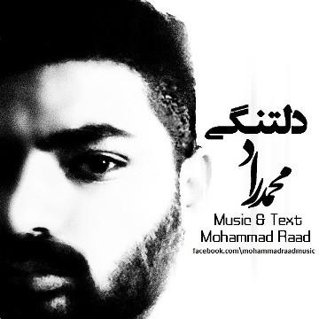 دانلود آهنگ دلتنگی از محمد راد