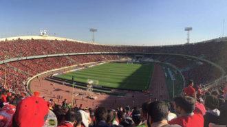 اجرای زنده دو خواننده پاپ در فینال لیگ قهرمانان آسیا!