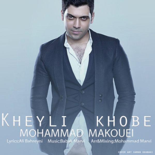 دانلود آهنگ خیلی خوبه از محمد ماکویی