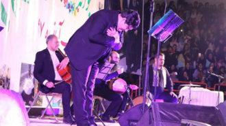 «راز و نیاز» یاد درگذشتگان زلزله دلخراش کرمانشاه را گرامی داشت