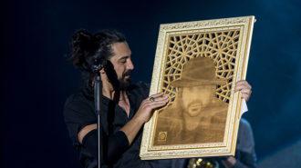 نخستین کنسرت امیرعباس گلاب در آمل