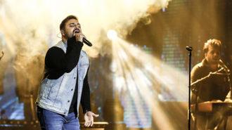 کنسرت بابک جهانبخش در تهران برگزار شد