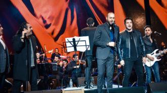 گزارش ویدویی از کنسرت نوستالژی ناصر چشم آذر