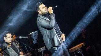 تازهترین کنسرت احسان خواجه امیری در تهران