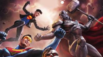 دانلود انیمیشن Reign of the Supermen 2019 حکومت سوپرمن ها دوبله فارسی