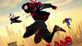 دانلود انیمیشن Spider Man Into the Spider Verse 2018 مرد عنکبوتی به درون دنیای عنکبوتی دوبله و زیرنویس فارسی