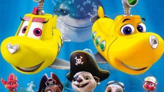 دانلود انیمیشن Dive Olly Dive 2005 دریاچه پر ماجرا دوبله فارسی