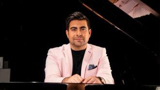 مهرزاد خواجه امیرى آهنگساز برگزیده چهاردهمین جشنواره بینالمللى رادیو شد