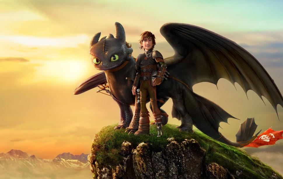 دانلود مستقیم مربی اژدها 3 دنیای پنهان How to Train Your Dragon 3 The Hidden World 2019 دوبله فارسی
