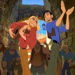 اسکرین شات انیمیشنThe Road to El Dorado 2000