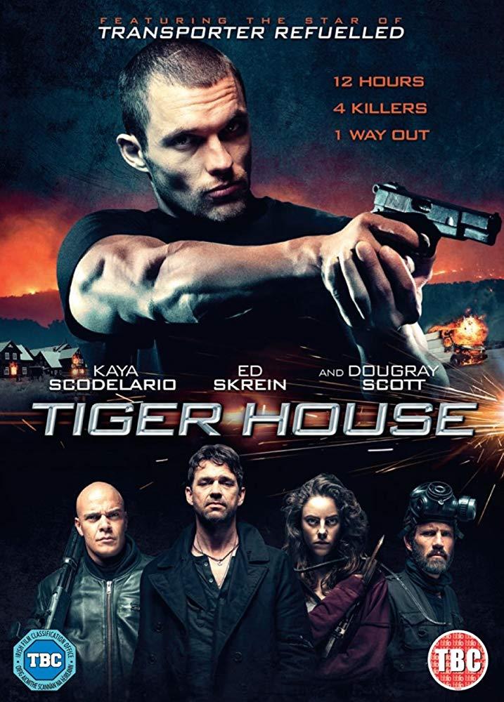 دانلودفیلم سینمایی Tiger House 2015 (خانه ببر) به همراه زیرنویس فارسی