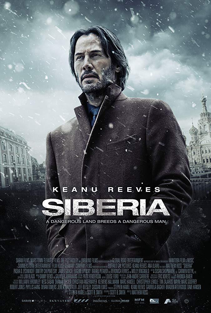 دانلود فیلم سینمایی Siberia 2018 (سیبری ۲۰۱۸) دوبله فارسی