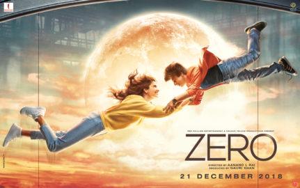 دانلود فیلم هندی صفر (Zero 2018) دوبله فارسی