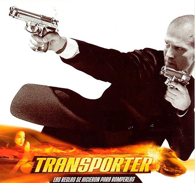 دانلود فیلم مامور انتقال The Transporter 2002 با دوبله فارسی
