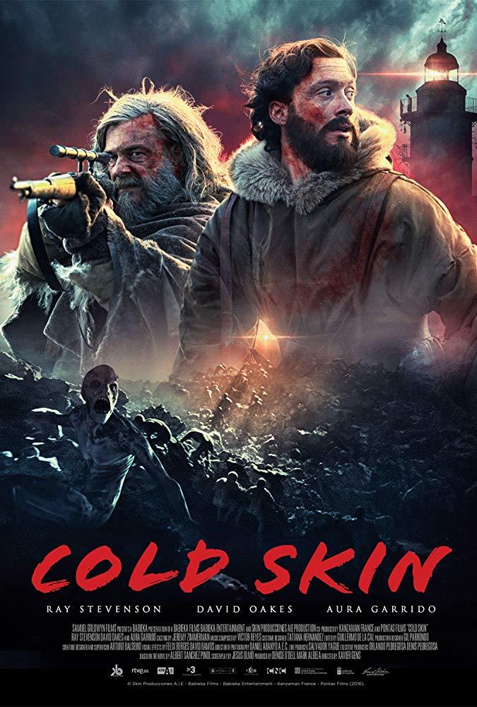 دانلودفیلم سینمایی Cold Skin 2017 (پوست سرد)به همراه دوبله فارسی