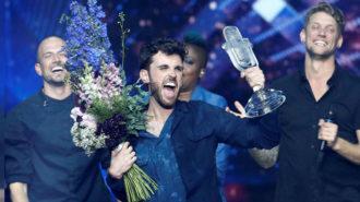 Duncan Laurence از هلند برنده ی یوروویژن ۲۰۱۹ شد