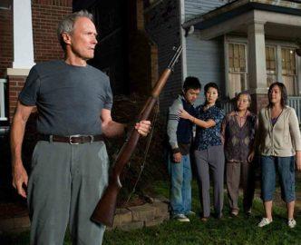 عکس بازیگران فیلمGran Torino 2009 با کارگردانیClint Eastwood