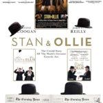 پوستر فیلم Stan and Ollie 2018
