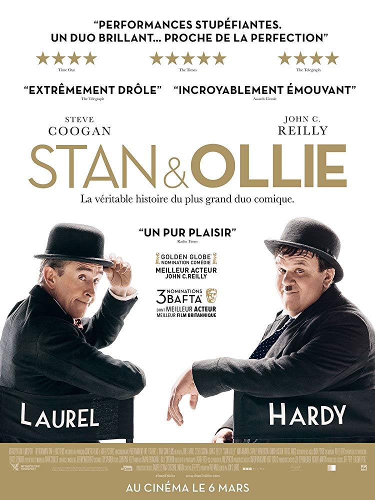 دانلود فیلم سینمایی Stan and Ollie 2018 (استن و الی ۲۰۱۸)