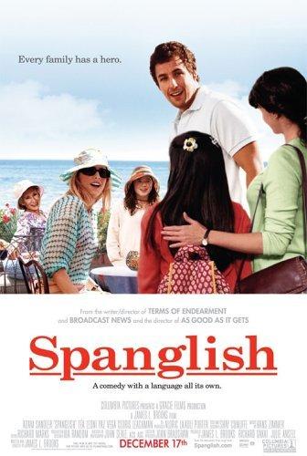 دانلود فیلم سینمایی Spanglish 2004 دوبله فارسی