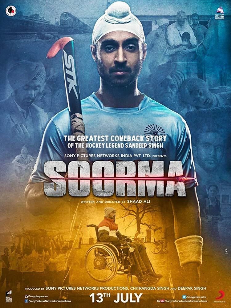 دانلود فیلم سینمایی Soorma 2018 (مبارز ۲۰۱۸)به همراه زیرنویس فارسی