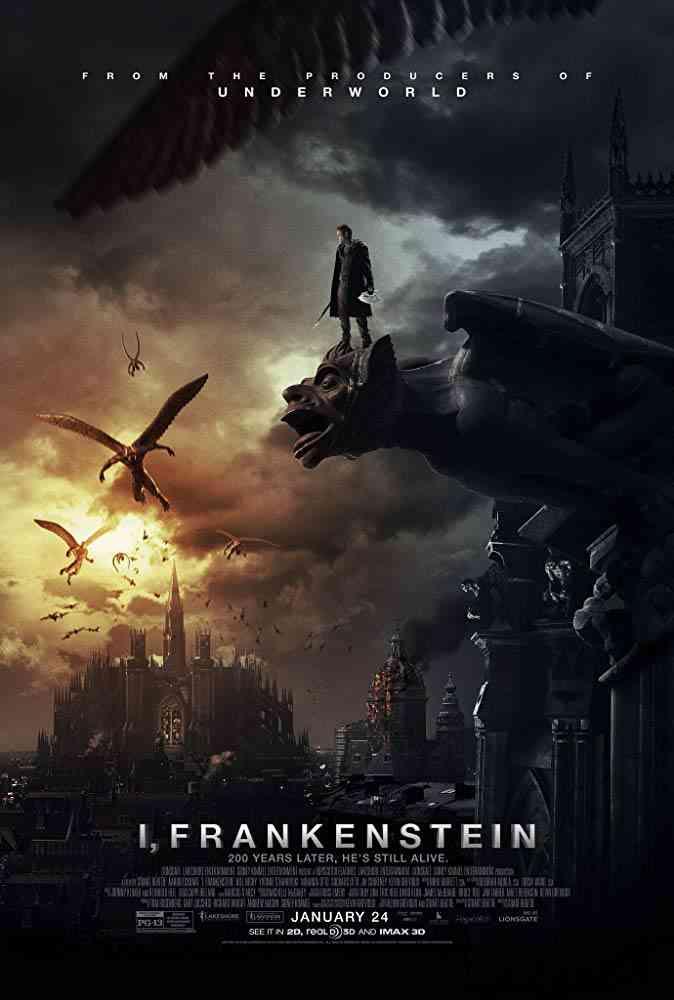 دانلود فیلم سینمایی I Frankenstein 2014