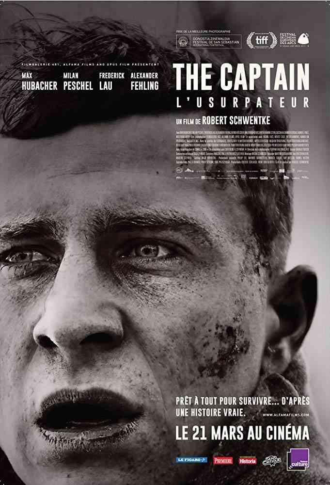 دانلود فیلم سینمایی The Captain 2017 (کاپیتان 2017) زیرنویس فارسی
