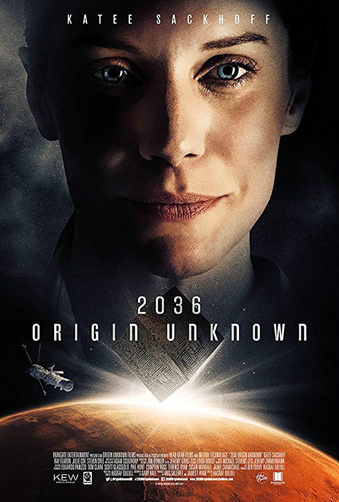 فیلم سینمایی علمی تخیلی 2036 Origin Unknown 2018