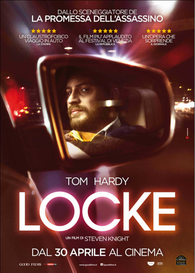 دانلود فیلم سینمایی Locke 2013 (لاک ۲۰۱۸)به همراه دوبله فارسی