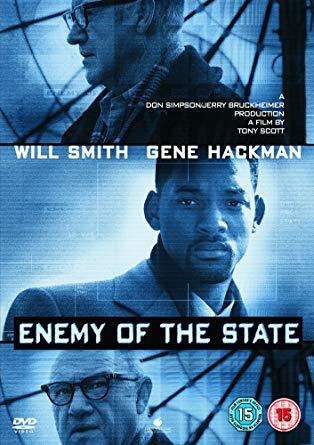 دانلود فیلم سینمایی مرموز Enemy of the State 1998