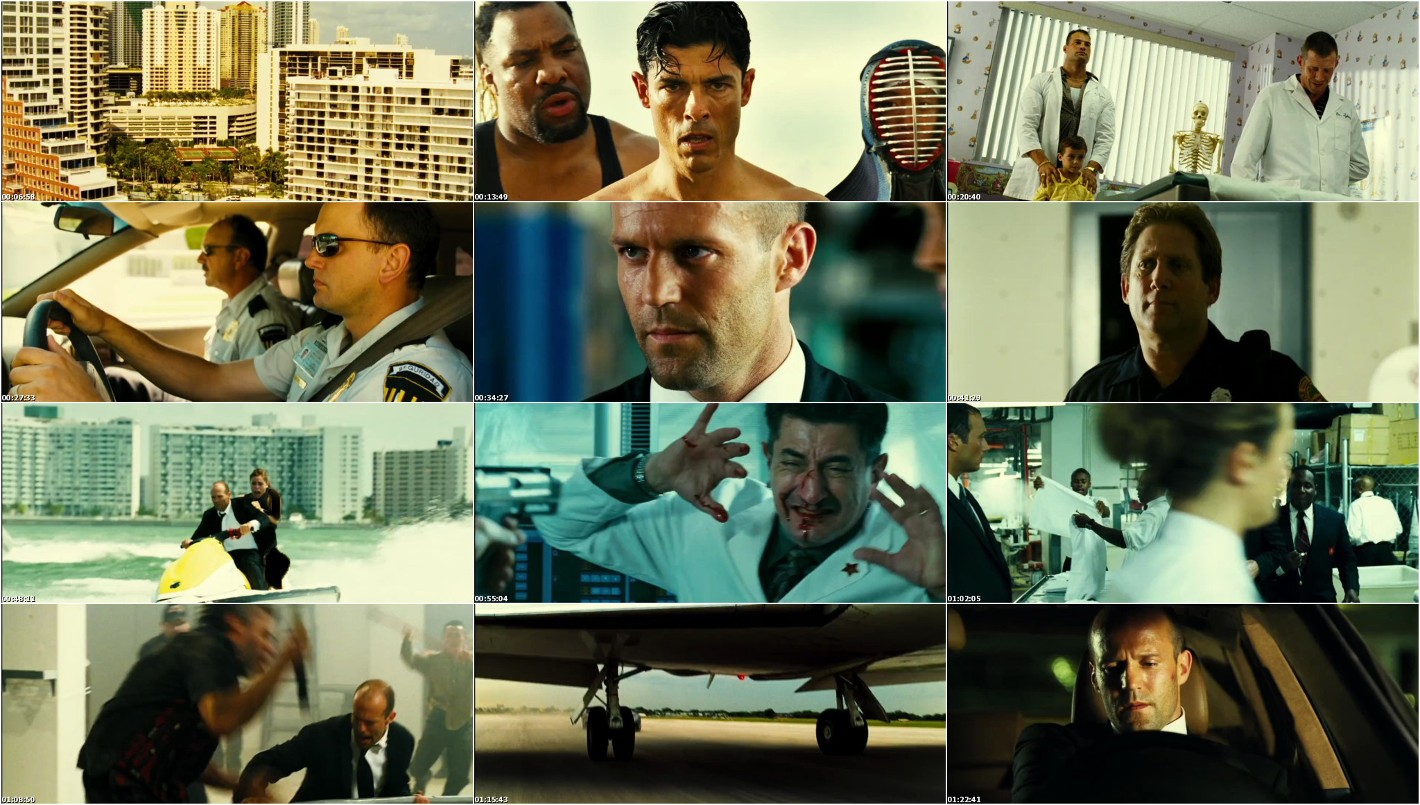 دانلود فیلم سینمایی مامور انتقال 2 (Transporter 2 2005) با دوبله فارسی