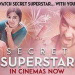 دانلود فیلم سوپراستار مخفی (Secret Superstar 2017) دوبله فارسی