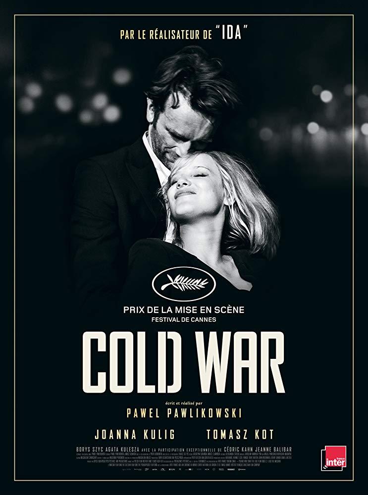 کاور فیلمجنگ سرد ۲۰۱۸ با هنرمندیتوماش کات