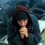 تصویری از امینم در فیلم سینمایی ۸ mill 2002 (هشت مایل ۲۰۰۲)