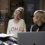 عکس جسیکا روث و فی وو در فیلم Happy Death Day 2U