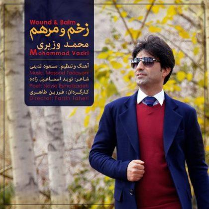 دانلود آهنگ زخم و مرهم از محمد وزیری