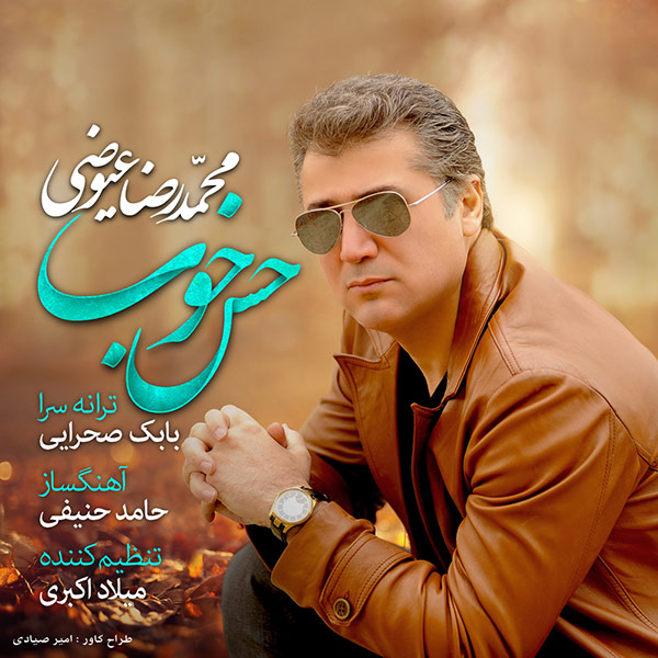 دانلود آهنگ حس خوب از محمدرضا عیوضی
