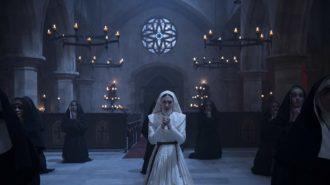 دانلود فیلم راهبه (The Nun 2018) با دوبله فارسی