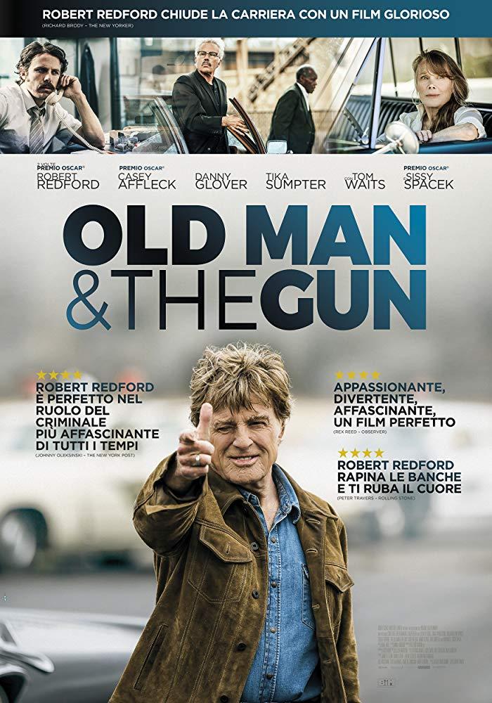 دانلود فیلمThe Old Man and the Gun 2018 زیرنویس فارسی