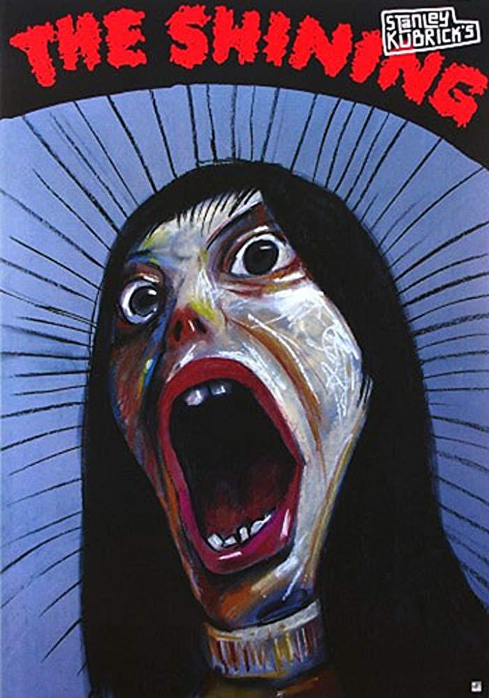 پوستر فیلمدرخشش ۱۹۸۰