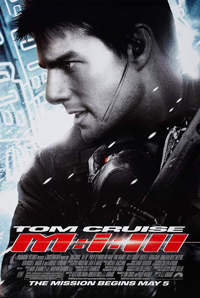 پوستر فیلم Mission Impossible III 2006
