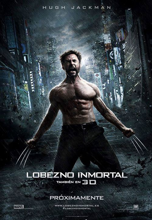 پوستر فیلمThe Wolverine 2013