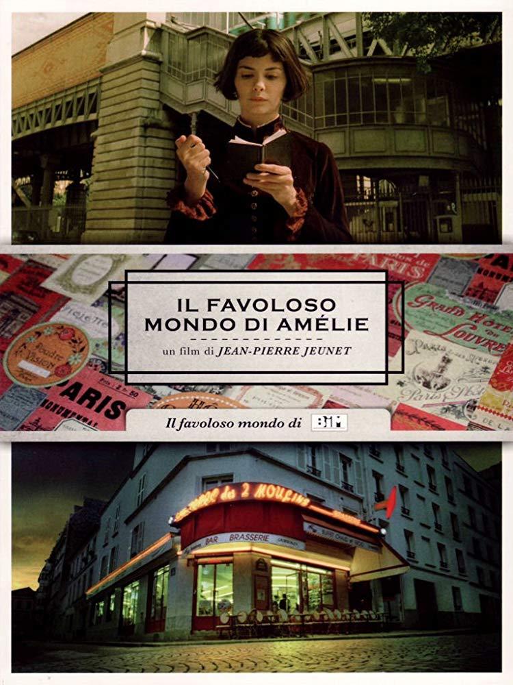 کاور فیلمAmelie 2001